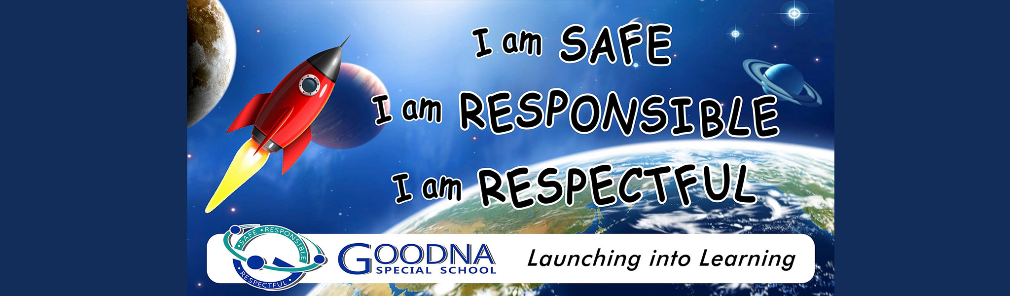 Safe, responsible and respectful